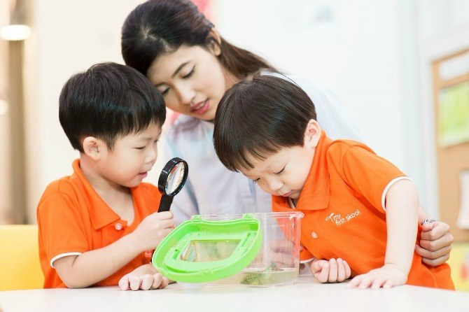 curious1 How to help your inquisitive preschooler prepare for primary school