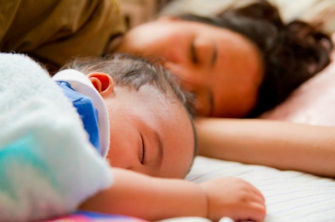 New study: Babies sleeping alone by THIS age sleep for longer
