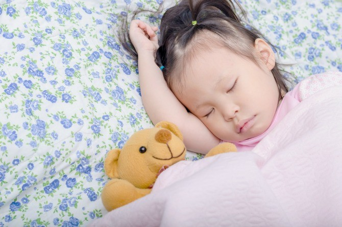 nightmares and night terrors in kids