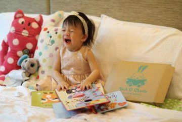 Joy of Reading 1 360x241 Win a 6 Month Josh & Cherie Children's Book Subscription and 1 Adventure Kit worth $219.90 for two lucky winners!
