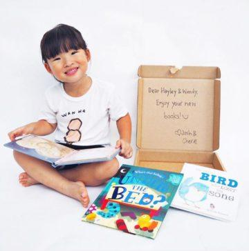 Josh & Cherie: Win Subscription For Your Little One!