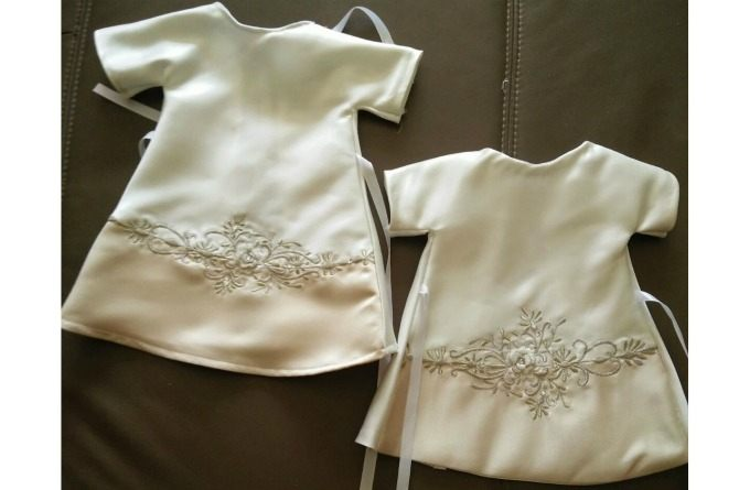 Angel Gowns Singapore, dress, baby