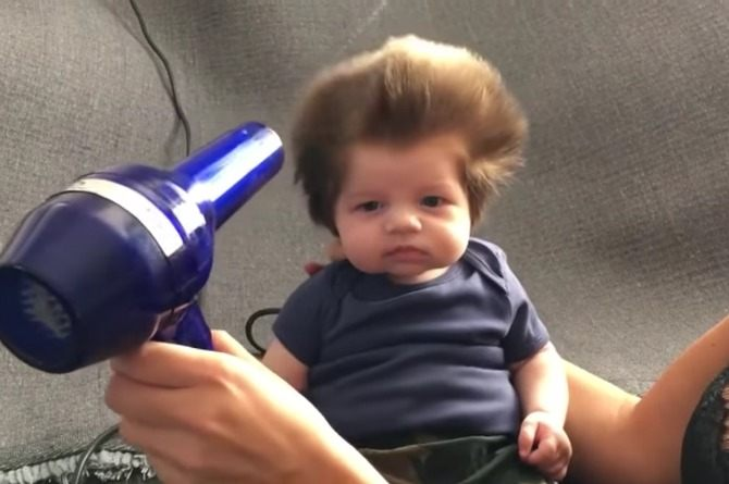 baby hair feat How to get shiny hair for toddlers: a guide for parents