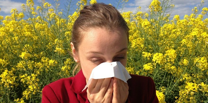 29-year-old woman is actually allergic to her husband