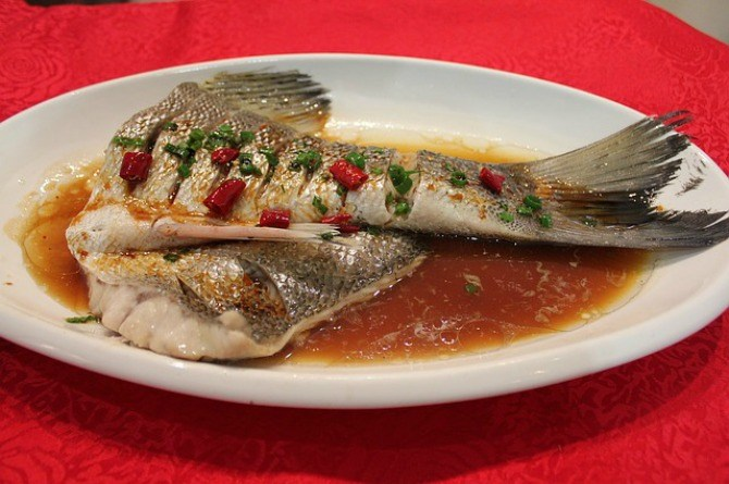 child's health, steamed fish, food