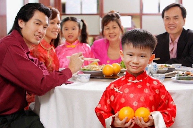 Chinese new year superstitions for kids
