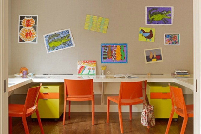 learning spaces for kids