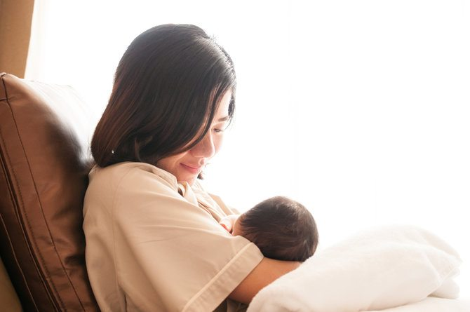 breastmilk pumping