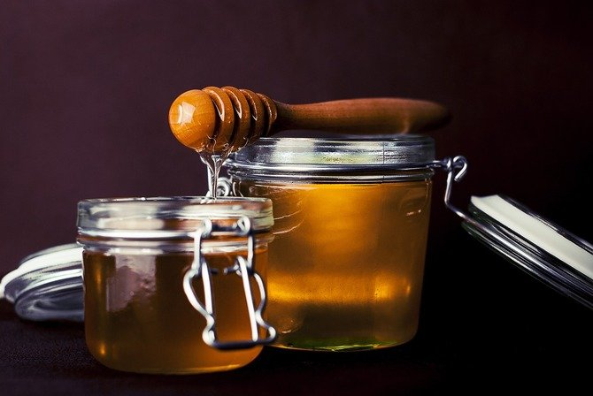 is honey good for cough and phlegm