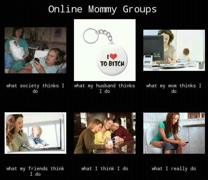 5 Things Mothers Should Never Share In Online Mum Groups