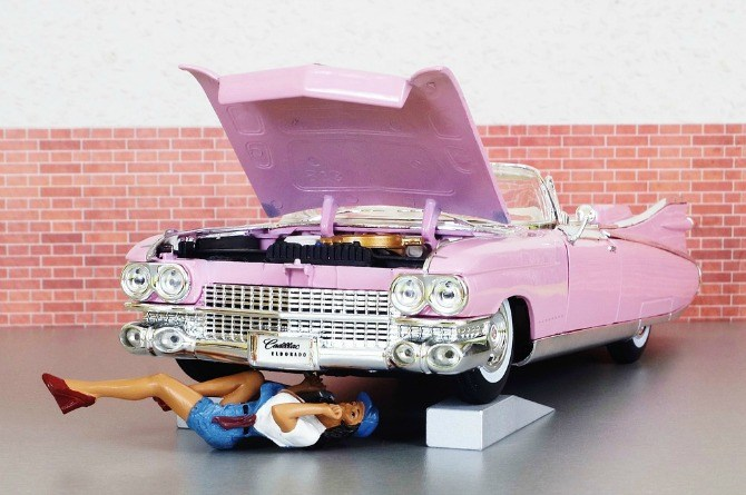 Are pink toys actually bad for your daughters?