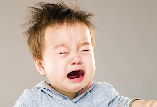 shutterstock 192527126 Got a grumpy child? Check for digestion issues!
