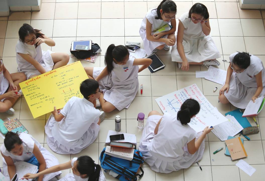 singapore schools start later Your opinion: Should Singapore schools start 45 minutes later?