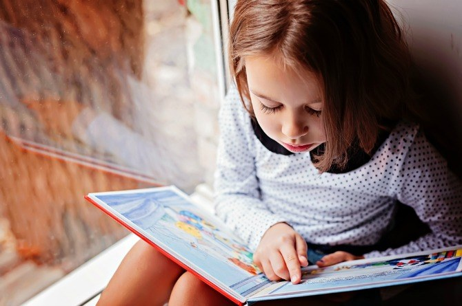Teach your kids to love books from a young age