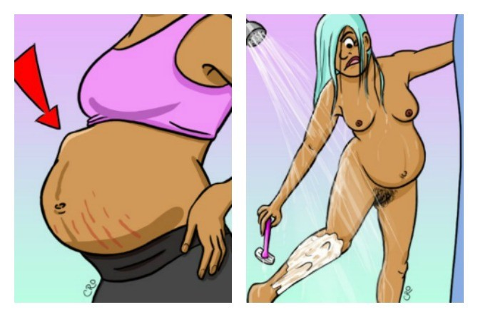 pregnancy changes