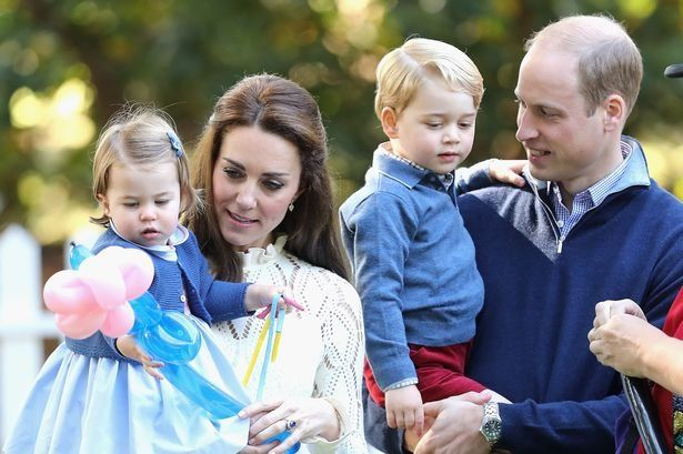 rsz 1prince george family Kate Middleton is hiring new 'super nanny' for Prince George and Princess Charlotte