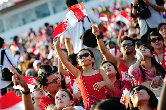 what it means to be Singaporean