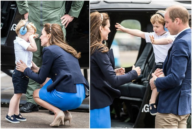 rsz prince george collage tantrum Kate Middleton is hiring new 'super nanny' for Prince George and Princess Charlotte