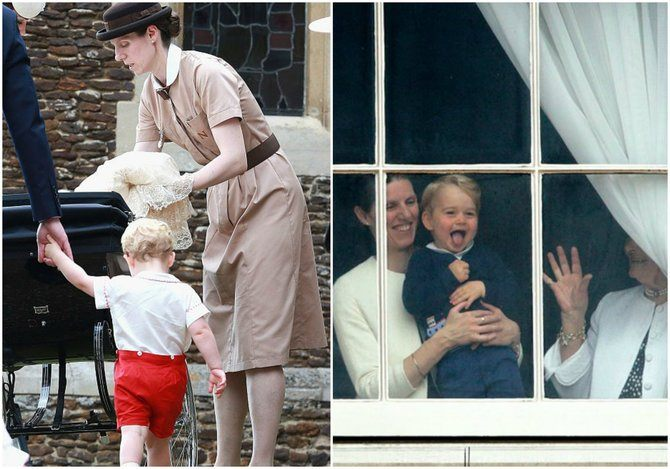 rsz prince george nanny collage Kate Middleton is hiring new 'super nanny' for Prince George and Princess Charlotte