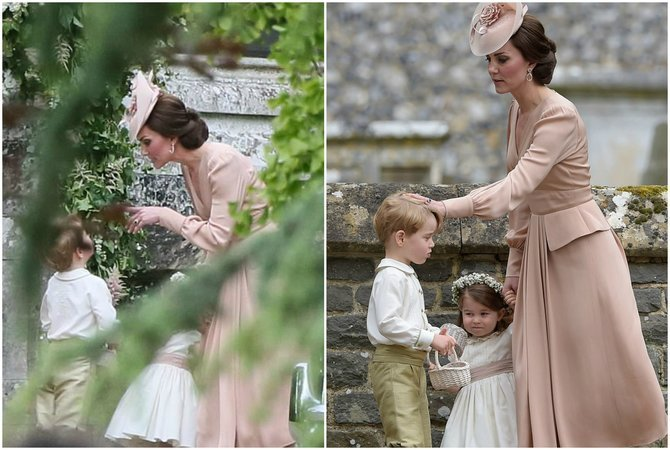 rsz prince george wedding collage Kate Middleton is hiring new 'super nanny' for Prince George and Princess Charlotte