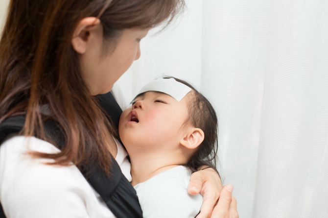 early meningitis symptoms in toddlers
