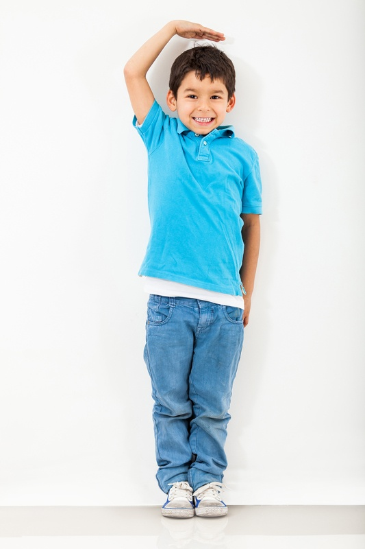 5 Signs your baby will grow up tall