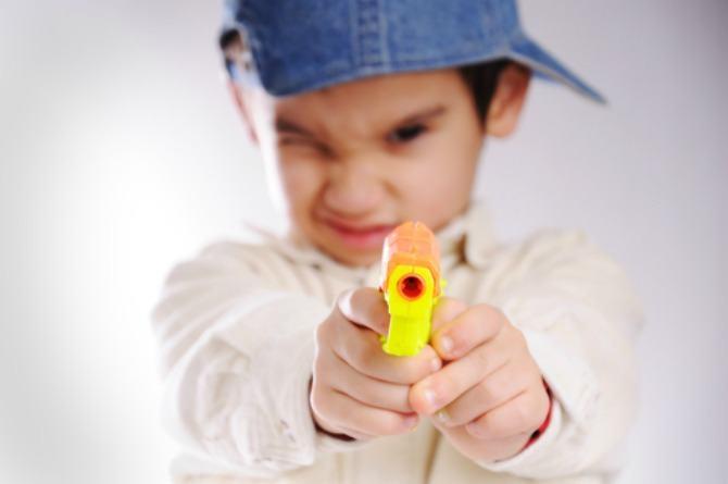 brat, child, boy, gun, angry, dangerous, play