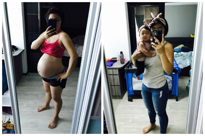 Discover the magic formula behind this Singapore mum's weight loss success!