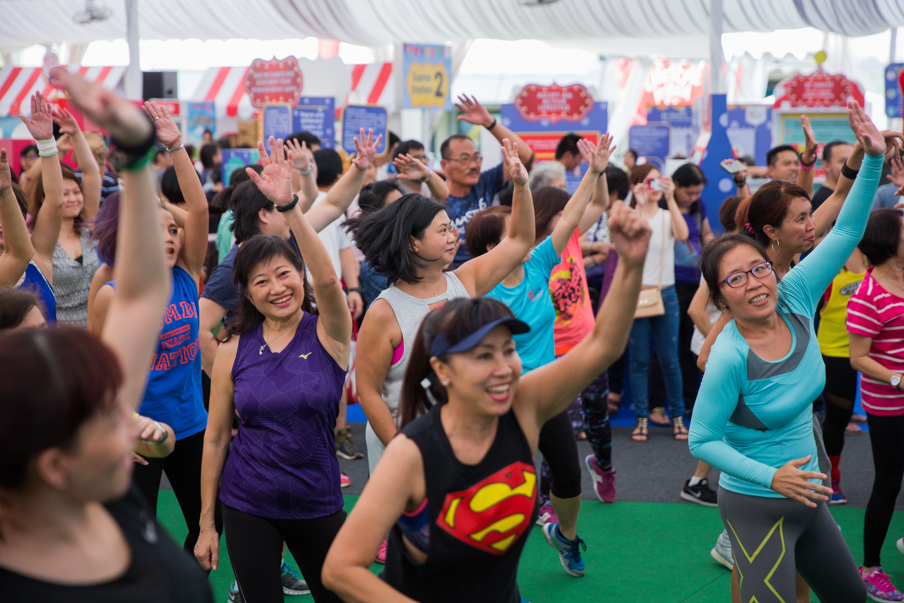 KAI 9256 Healthy Lifestyle Festival SG 2018: An adventure for the whole family