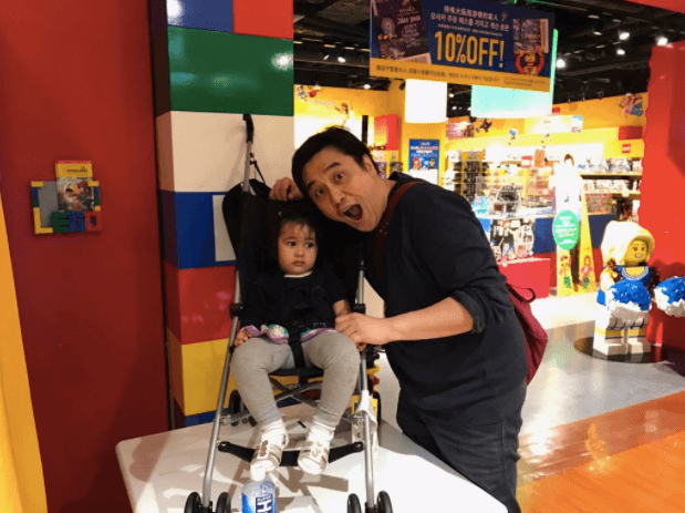 Osaka with kids: Pack a stroller