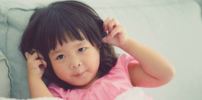Grey hair in children How to get shiny hair for toddlers: a guide for parents