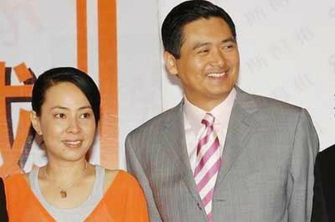 "chow Yun Fat wife 2 Chow Yun Fat's wife reveals the heartbreak of losing her baby, ""Why me?"""