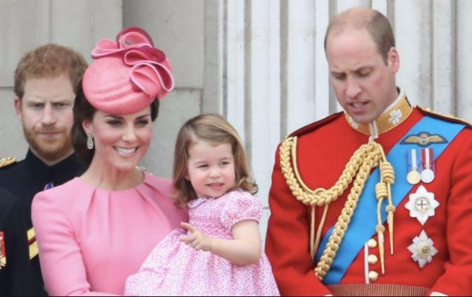 fun facts about princess charlotte