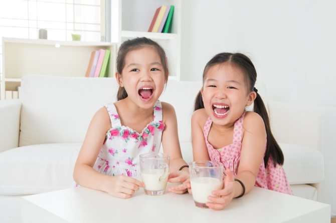 fun milk ideas for kids