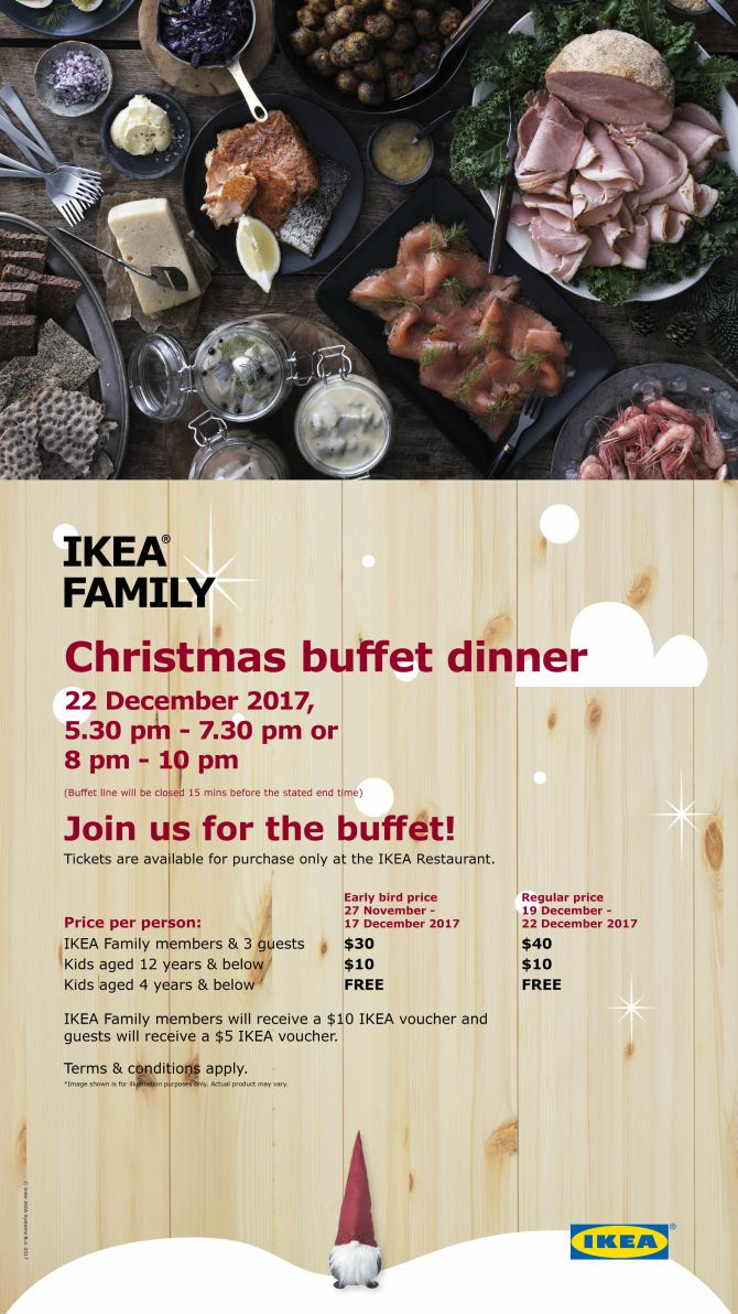 Christmas Buffets 2017 Singapore: Best Places To Eat That You Don\'t ...