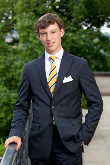 Prince Sébastien of Luxembourg 360x540 20 Single royals to obsess about now that Prince Harry is engaged