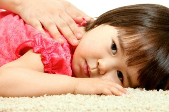 anxiety kid 2 The best way to deal with your child's anxieties? Don't indulge them!