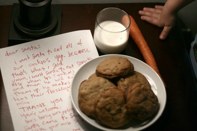 src=https://sg.theasianparent.com/wp content/uploads/2017/12/cookies.jpg The funniest letters to Santa kids have written this year!