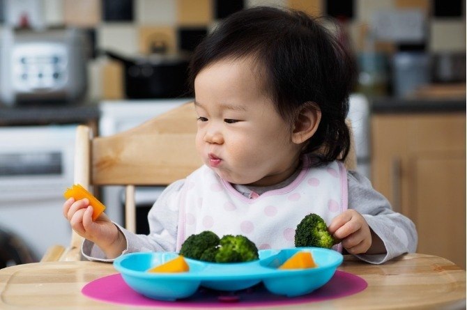 How To Introduce Food To Baby After Vomiting