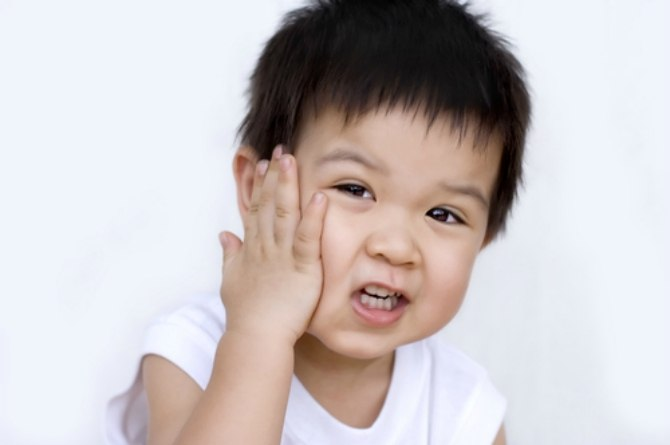 ear infections in kids
