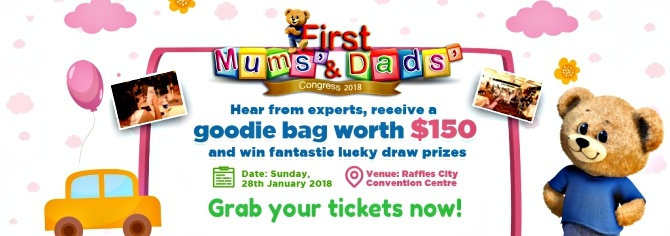 baby fairs in singapore