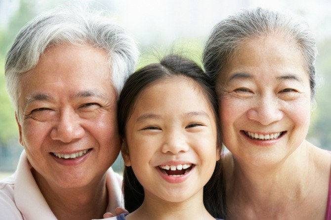 grandparent 1 Grandparent child care can be harmful to kids when unchecked