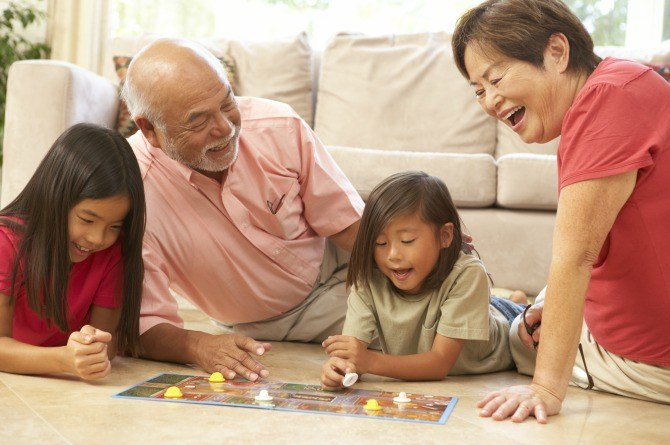 grandparent feat Grandparent child care can be harmful to kids when unchecked