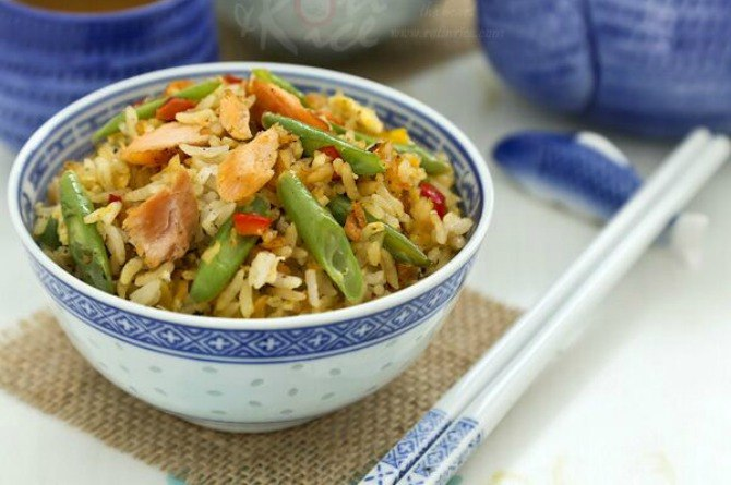 src=https://sg.theasianparent.com/wp content/uploads/2018/01/salmon egg rice.jpg Study: Feed your kids THIS food once a week to make them smarter