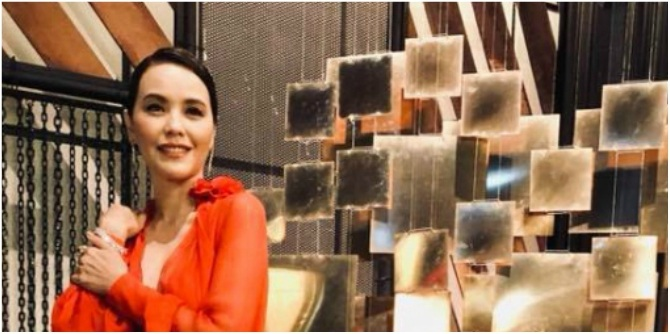 zoe tay 4 Zoe Tay turns 50 and here's her golden advice on career, motherhood and more!