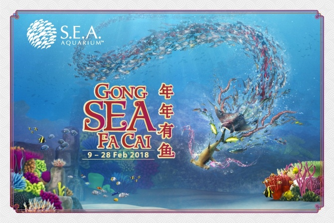 Gong Sea Fa Cai 4 7 Unusual fun 'n' learn experiences you don't want the kids to miss this Chinese New Year!
