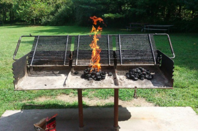 bbq safety for kids