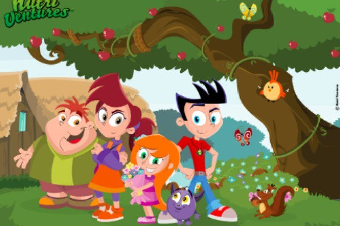 best cartoons for kids
