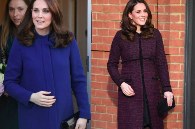 kate middleton having twins