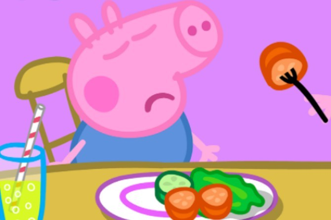 is peppa pig bad